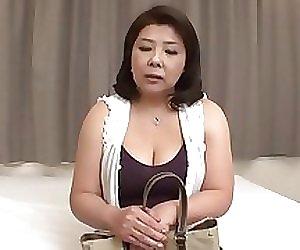 Japanese 53yr Boobs Mature Vol.1