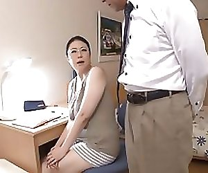 Married Teacher visit Students Home 1of4 censored ctoan